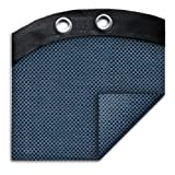 Robelle 4215-4 Premium Mesh Above Ground Swimming Pool Cover for 15-Feet Round Pool, X-Large