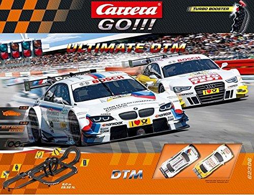 Autorennbahn Carrera GO !!! Ultimate DTM 62306