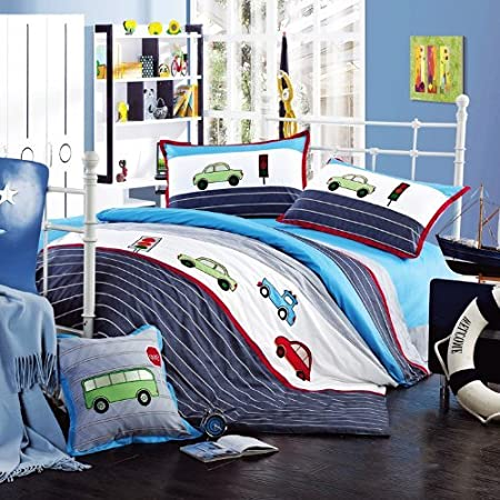 Car Bedding Totally Kids Totally Bedrooms Kids Bedroom Ideas