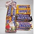 Christmas snickers mega gift bag (10 items)