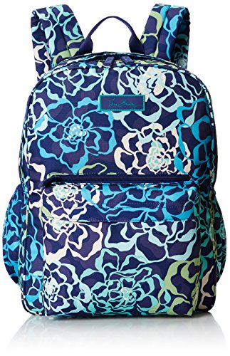 VERA BRADLEY LIGHTEN UP GRANDE BACKPACK KATALINA PINK