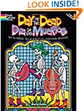 Day of the Dead/Dia de los Muertos Stained Glass Coloring Book (Dover Stained Glass Coloring Book)