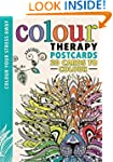 Colour Therapy Postcards (Colour Your...