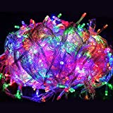 Amazon.co.jpGOODGOODS LED イルミネーション 屋外 LEDライト クリスマスツリ 飾り LED電飾 500球 30m 複数連結可 防水 ミックスカラー LD55 RGB