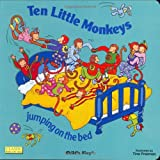 Ten Little Monkeys (Books with Holes)