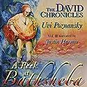 A Peek at Bathsheba: The David Chronicles, Book 2 Audiobook by Uvi Poznansky Narrated by Justin Harmer