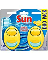 Sun désodorisant citron pour lave-vaisselle duo pack - Lot de 2