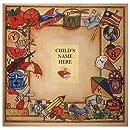 """""""School Memories"""": INSTANT SCRAPBOOK Personalized School Memory Scrapbook Album(Preschool-8th grade)"""