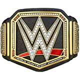 Official WWE Authentic Unisex WWE World Heavyweight Championship Replica Title Belt (2014)  One size Multicoloured