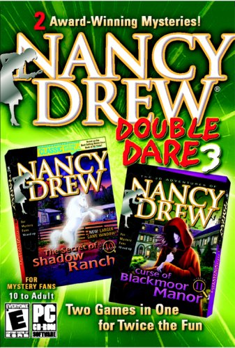 Nancy Drew Double Dare 3