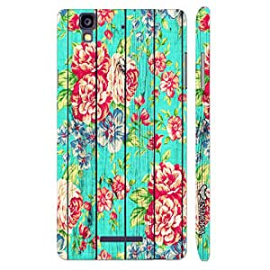 Micromax Yureka Wild Garden designer mobile hard shell case by Enthopia