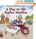 A Day at the Police Station (Look-Look)
