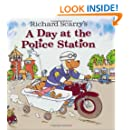 Richard Scarry's A Day at the Police Station (Look-Look)
