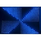 P10 2x3M LED Vision Curtain for stage backdrop