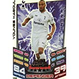 Match Attax 2012/2013 Man of the Match - 450 Tottenham Hotspur YOUNES KABOUL
