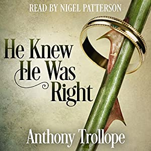 He Knew He Was Right Audiobook