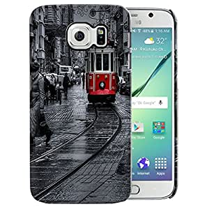 Theskinmantra Downtown back cover for Samsung Galaxy S6