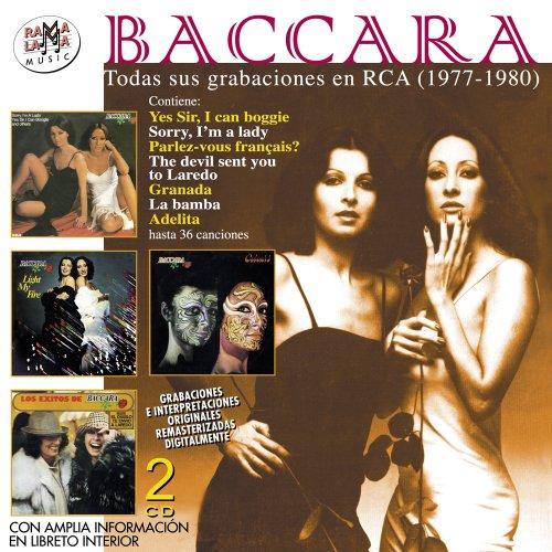 Baccara - Todas Sus Grabaciones Para Discos En Rca - Zortam Music