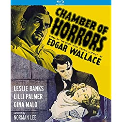 Chamber of Horrors [Blu-ray]