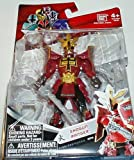 Power Rangers - 10cm Super Samurai - Shogun Ranger - Fire - #31712