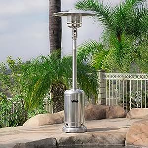 Bellezza© 48, 000BTU Premium Patio Standing Heater,
