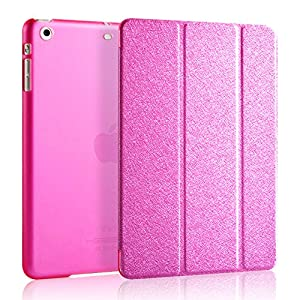 iPad Mini Case / iPad Mini Retina / iPad Mini 3/2/1 Case Folio Case Stand Case Smart Cover (Rose) from FIRIK
