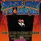 Live at the Paradise Theater,Boston Massachusetts
