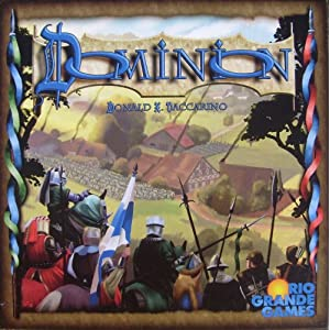 Dominion game!
