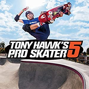 Tony Hawk Pro Skater 5 - PS4 [Digital Code]