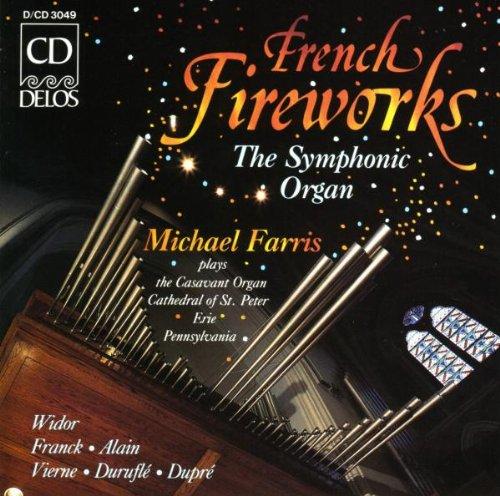 CD : Michael Farris - Farris, Michael : French Fireworks (CD)