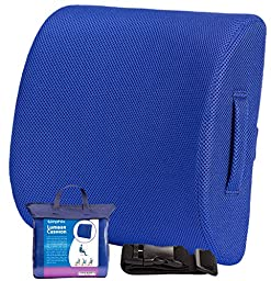 Elephix - Lower Back Support Pillow Posture Correcting Lumbar Cushion