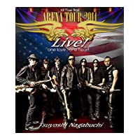 長渕剛 ARENA TOUR 2014 ALL TIME BEST - Live! one love, one heart(Blu-ray)