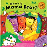 Finger Puppet Friends: Where is Mama Bear?by Luana Rinaldo