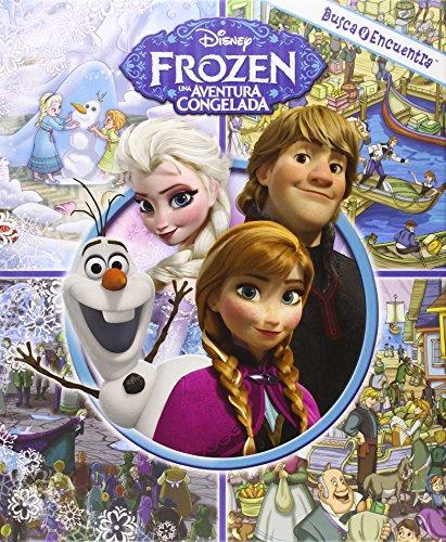 Frozen. Busca Y Encuentra
