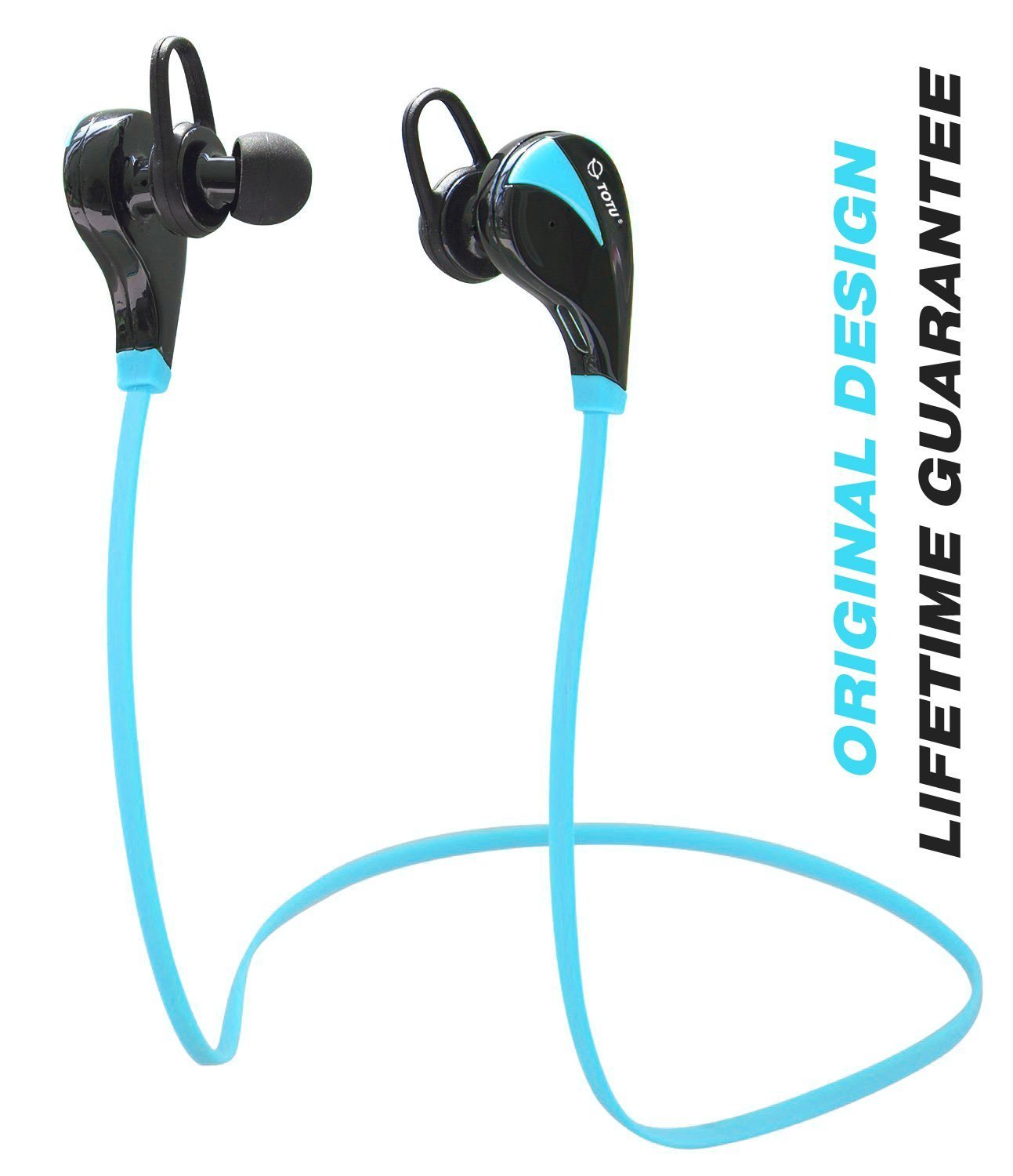 bluetooth headphones totu wireless bluetooth stereo earbuds sweatproof runnin ebay. Black Bedroom Furniture Sets. Home Design Ideas