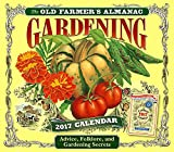 img - for The Old Farmer's Almanac - Gardening 2017 Boxed/Daily Calendar book / textbook / text book