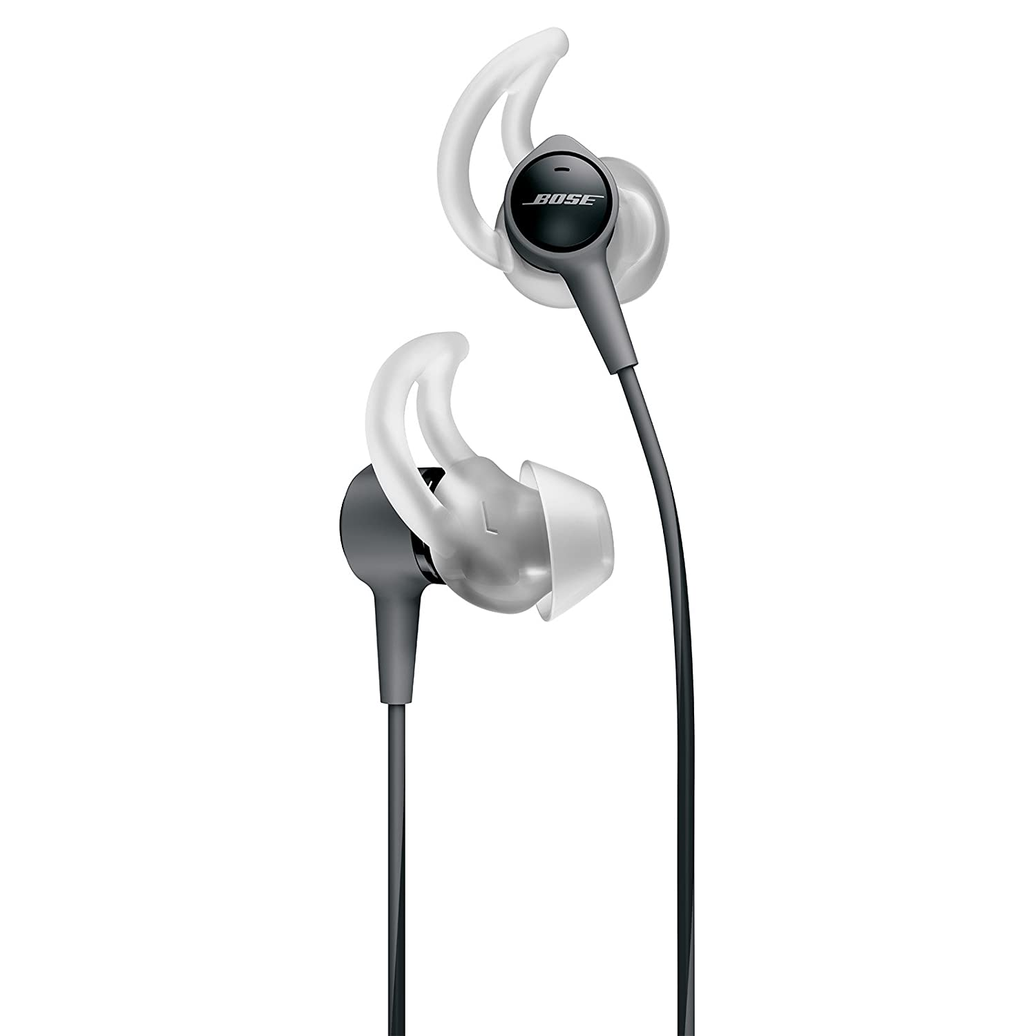 Bose SoundTrue Ultra in-ear headphones - Apple devices Charcoal