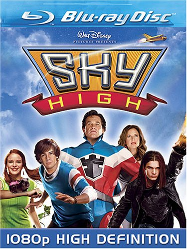 Cover art for  Sky High [Blu-ray]
