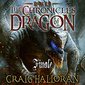 The Chronicles of Dragon: Finale Audiobook