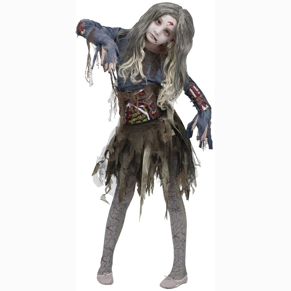 Zombie Girls Halloween Costume
