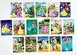Disney Princesses Set of 16 Postcard - 4x6inches.#4