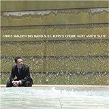 echange, troc Chris Walden, St John's Choir - Kurt Marti Suite