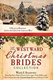 img - for Westward Christmas Brides Collection: 9 Historical Romances Answer the Call of the American West by Brunstetter, Wanda E., Davis, Susan Page, Dobson, Melanie, L (2014) Paperback book / textbook / text book