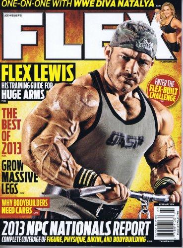 Flex [US] February 2014 (単号)