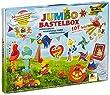 Folia 50915/1 - Jumbo Bastelkoffer, 107-teilig