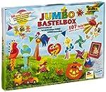 Folia 50915/1 - Jumbo Bastelkoffer 10...