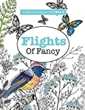 Really RELAXING Colouring Book 5: Flights Of Fancy: A Winged Journey Through Pattern and Colour (Really RELAXING Colouring Books) (Volume 5)