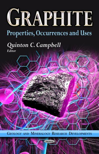 Graphite (Geology and Mineralogy Research Developments)
