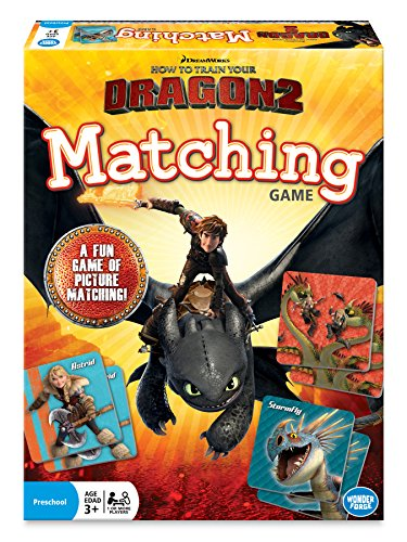 How to Train Your Dragon 2 Matching - 1