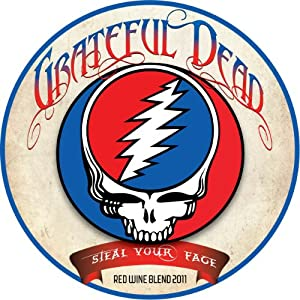 2011 Wines That Rock Grateful Dead Steal Your Face 750 mL
